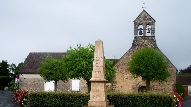La-Madeleine-sur-Loing